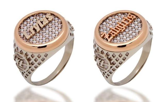 LKL žiedai